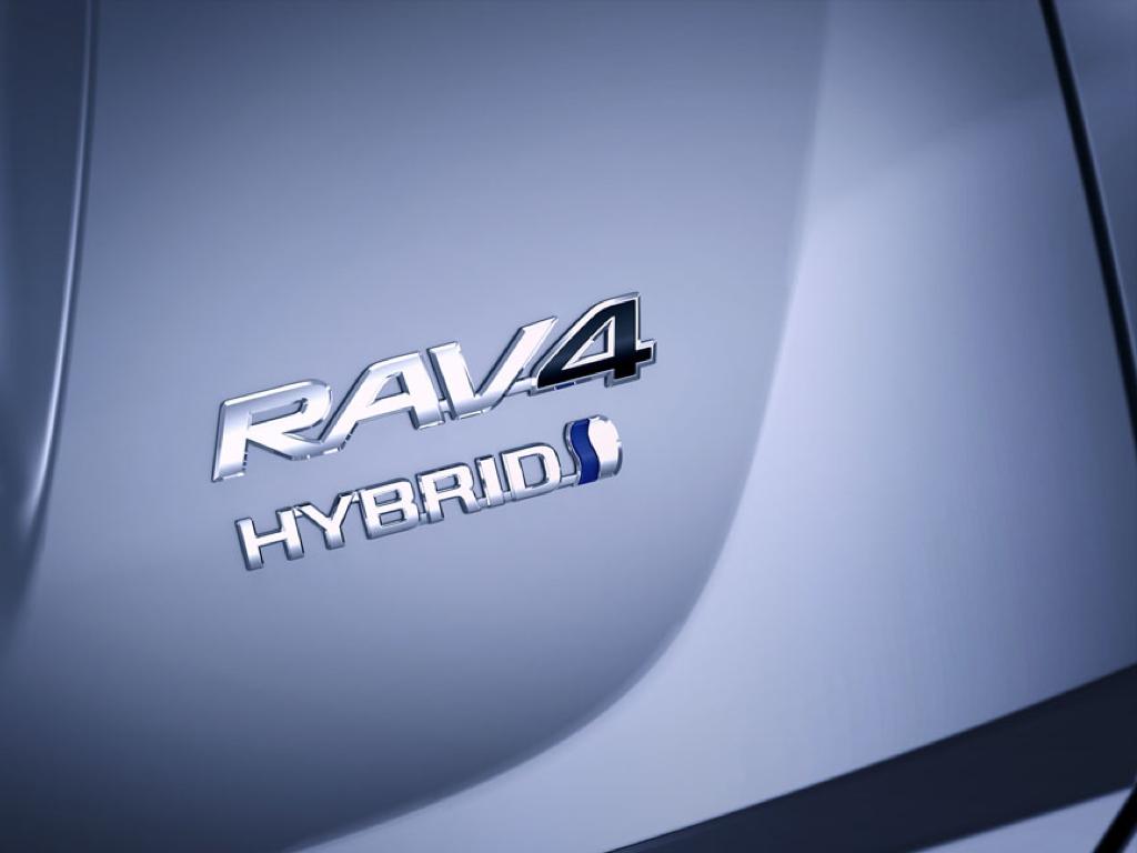 galería RAV4 Híbrido Eléctrico