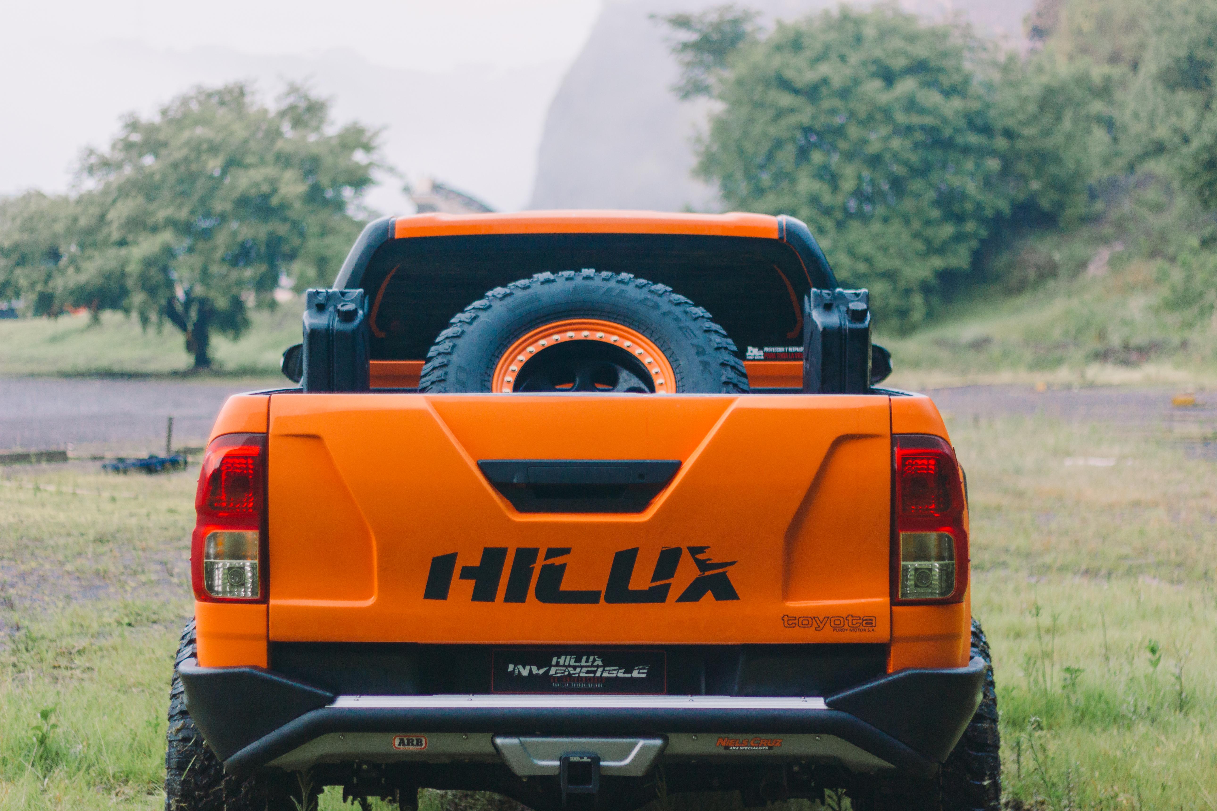 galería Hilux 60 Aniversario
