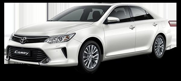 Toyota Camry Híbrido WHITE PEARL CS 2019
