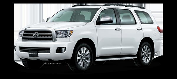 Toyota Sequoia WHITE PEARL CS 2018