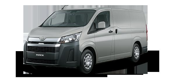 Toyota Hiace Panel SILVER METALLIC 2020