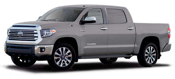 Toyota Tundra GRAY METALLIC/GRAPHITE 2019