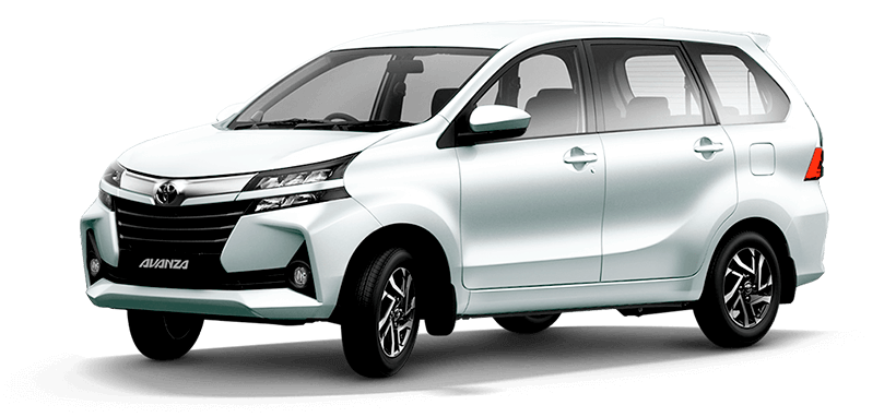 Toyota Avanza Panel Blanco 2020
