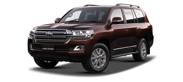 Toyota Land Cruiser Station Wagon Copper Brown 2019