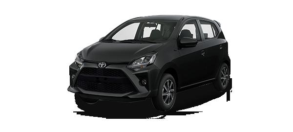 Toyota Agya 2020 Negro
