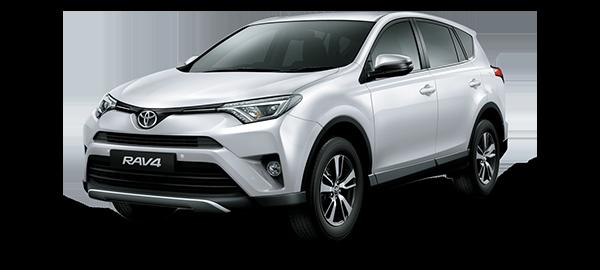 Toyota Rav4 WHITE PEARL CS 2018