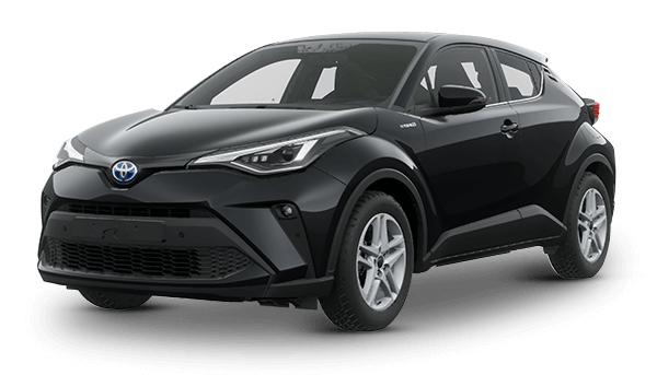 Toyota C-HR Híbrido Auto Recargable 2020 BLACK MICA INK