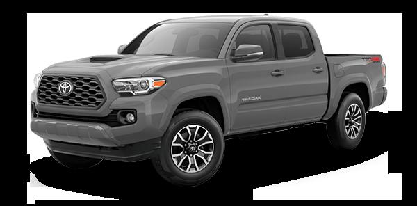Toyota Tacoma Gris cemento 2020