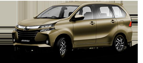 Toyota Avanza Minivan BRONZE MICA METALLIC 2019