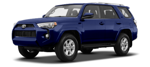 Toyota 4Runner DARK BLUE MICA 2020