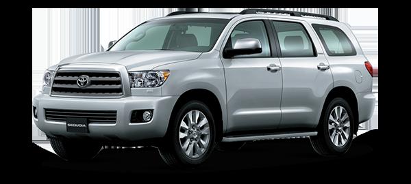 Toyota Sequoia SILVER METALLIC 2018