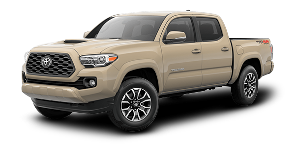 Toyota Tacoma Beige 2020