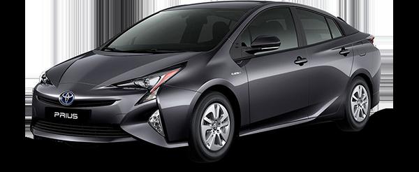 Toyota Prius Híbrido GRAY METALLIC/GRAPHITE 2018
