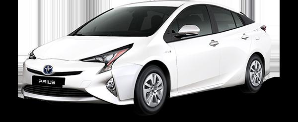 Toyota Prius Híbrido Super White II 2018