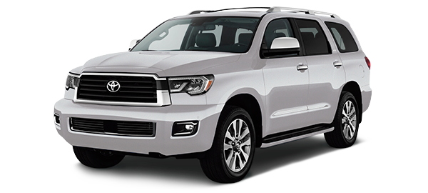 Toyota Sequoia SILVER METALLIC 2018