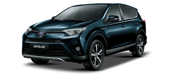 Toyota RAV4 Híbrido Eléctrico BLACKISH AGEHA 2019