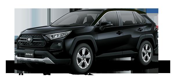 Toyota Rav4 adventure ATTITUDE BLACK MICA 2020
