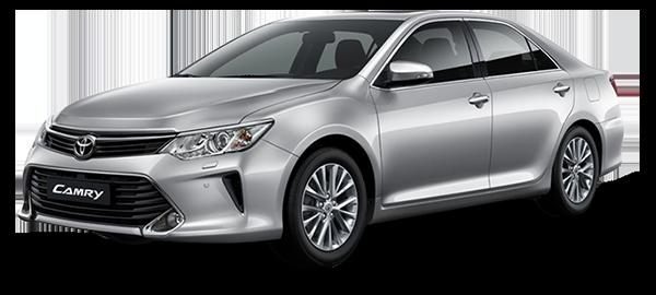 Toyota Camry Híbrido Silver Metallic 2019
