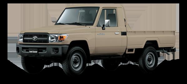 Toyota Land Cruiser hard Top BEIGE 2018