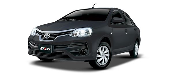 Toyota Etios GRAY METALLIC 2018