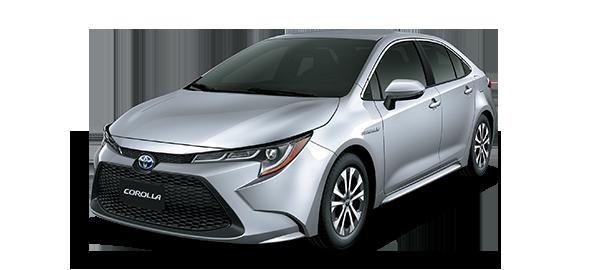 Toyota Corolla híbrido auto recargable Silver Metallic 2019