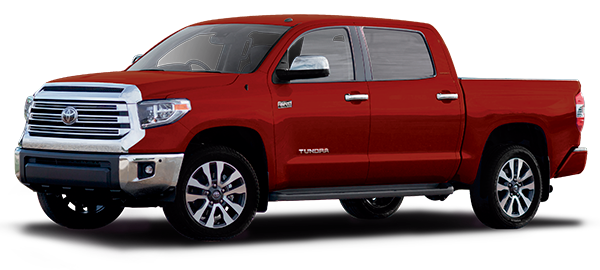 Toyota Tundra Red Mica Metallic 2019