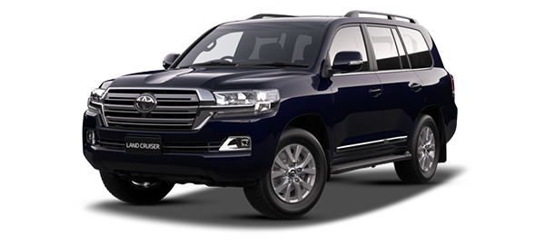 Toyota Land Cruiser Station Wagon DARK BLUE MICA 2019