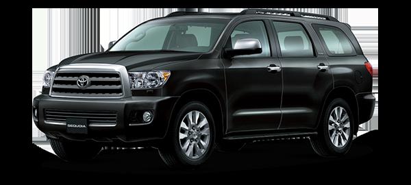 Toyota Sequoia BLACK 2018
