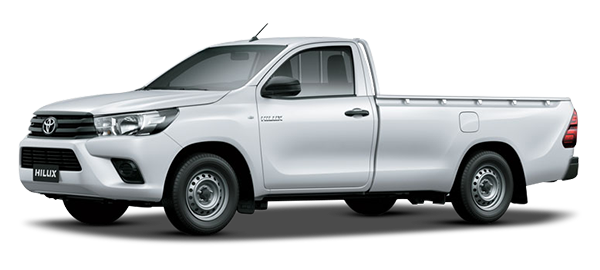 Toyota Hilux Low Bed 2020 Super White II