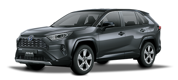Toyota Rav4 Híbrido Auto Recargable GRAY ME 2019