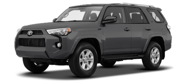 Toyota 4Runner GRAY METALLIC/GRAPHITE 2020
