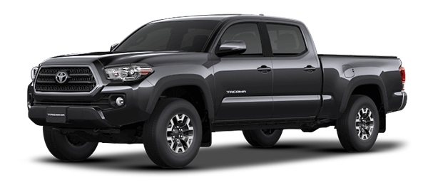 Toyota Tacoma GRAY METALLIC/GRAPHITE 2019