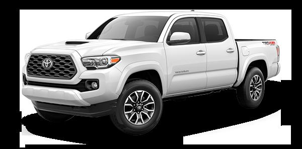 Toyota Tacoma Super White II 2020