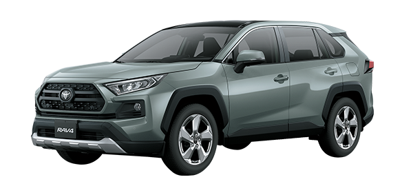 Toyota Rav4 adventure URBAN KHAKI 2020