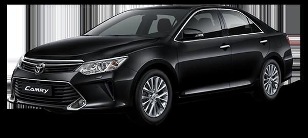 Toyota Camry Híbrido ATTITUDE BLACK MICA 2019
