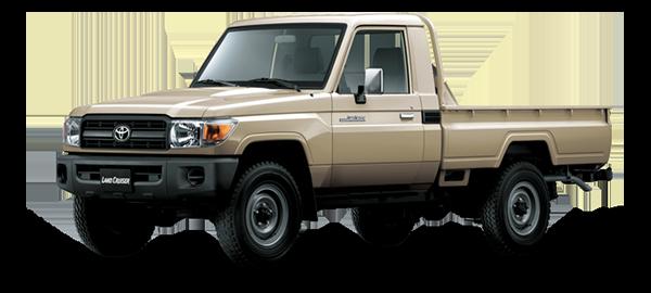 Toyota Land Cruiser hard Top BEIGE METALLIC 2018