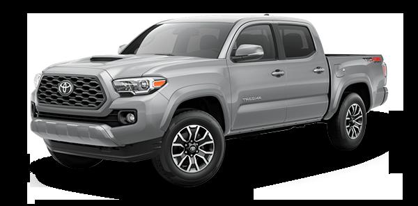 Toyota Tacoma SILVER METALLIC 2020