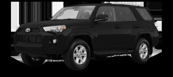 Toyota 4Runner ATTITUDE BLACK MICA 2018