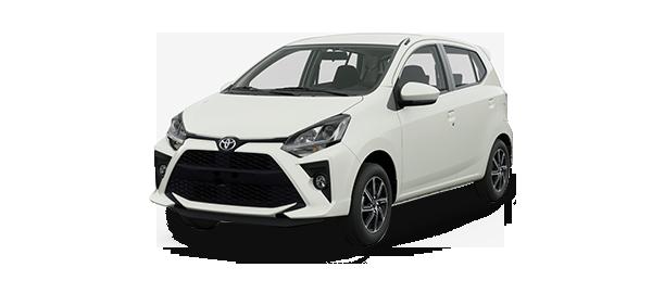 Toyota Agya 2020 Blanco