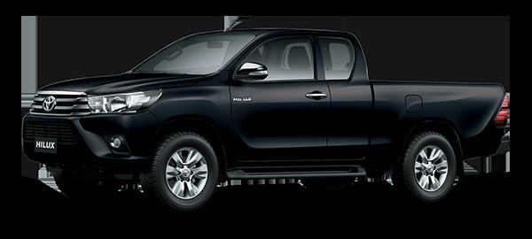 Toyota Hilux Extra Cabina ATTITUDE BLACK MICA 2018