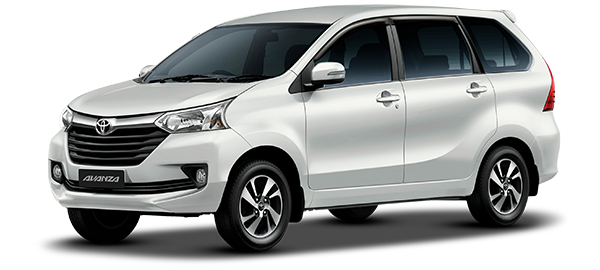 Toyota Avanza Panel Blanco 2018