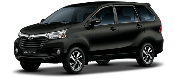 Toyota Avanza Panel Black Metallic 2018