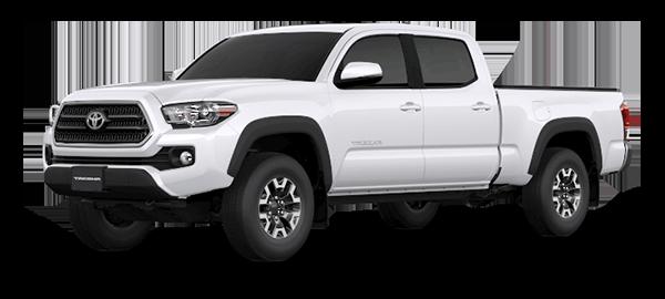 Toyota Tacoma Super White II 2019