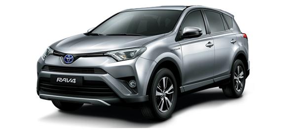 Toyota RAV4 Híbrido Eléctrico SILVER METALLIC 2019