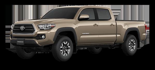 Toyota Tacoma BEIGE 2KP 2018