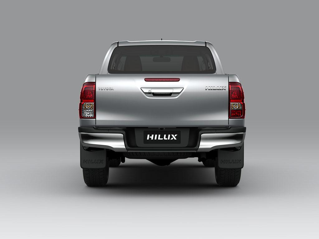 galería Hilux Extra Cabina