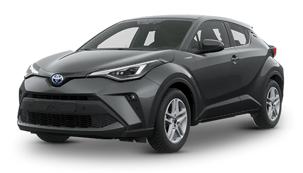 Toyota C-HR Híbrido Auto Recargable 2020 GRAY METALLIC/GRAPHITE