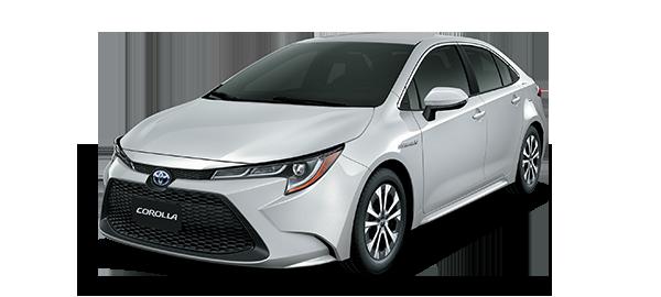 Toyota Corolla híbrido auto recargable 2020 WHITE PEARL CS