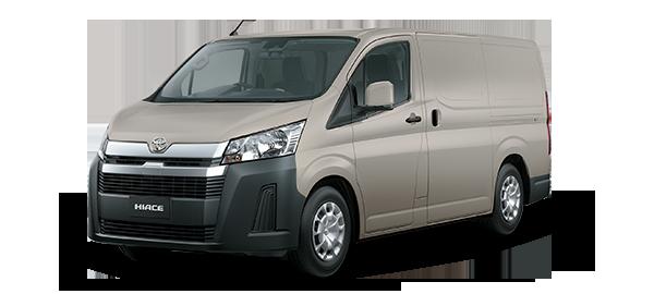 Toyota Hiace Panel BEIGE MET 2019