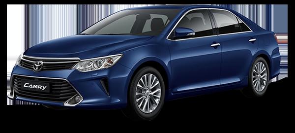 Toyota Camry Híbrido Dark Blue Mica Metallic 2019